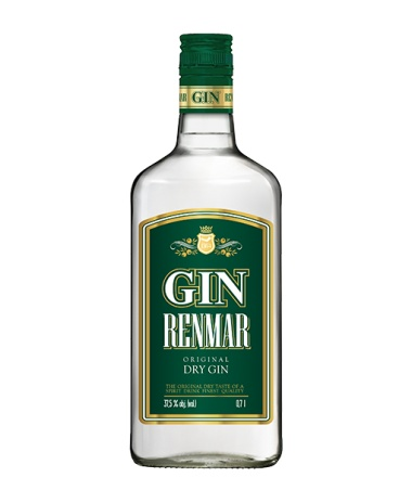 Gin RENMAR 37,5% 0.7L