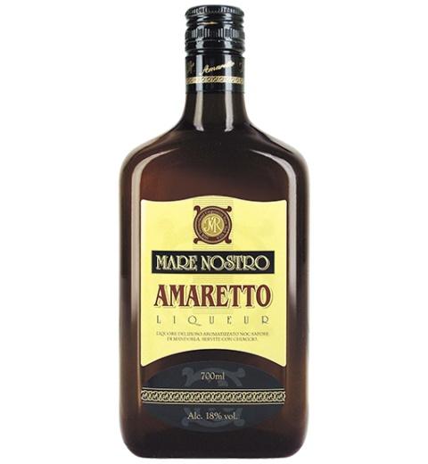 Amaretto Mare Nostro 18% 0.7L